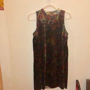 Loft boho floral dress